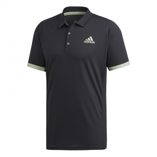 Adidas heren tennis polo Ny - Zwart