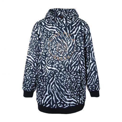 Brunotti dames trui Willet AO Softshell Hoody - Wit