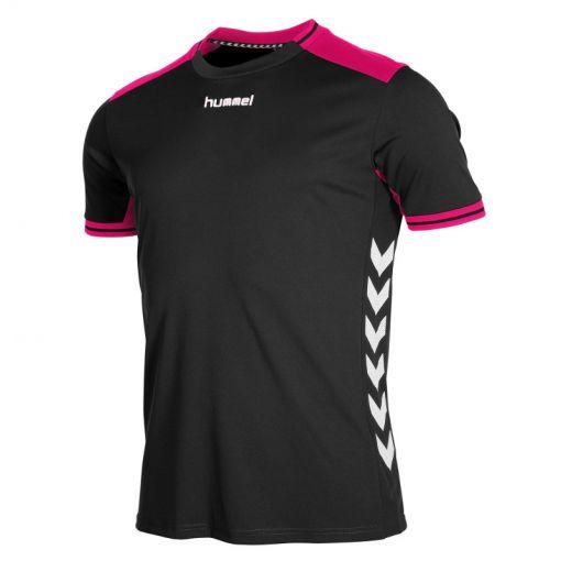 Hummel junior shirt Lyon - Zwart