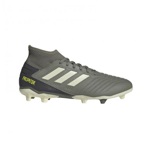Adidas voetbalschoen Predator 19.3 FG - LEGGRN/SAND/SYELL LEGGRN/SAND/
