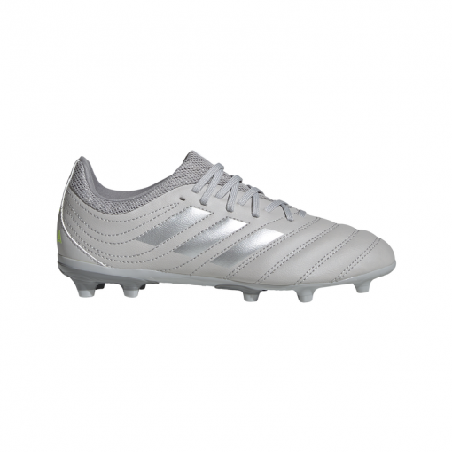 Adidas junior voetbalschoen Copa 20.3 FG - GRETWO/SILVMT/SYE GRETWO/SILVM