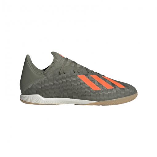 Adidas zaalvoetbalschoen X 19.3 IN - LEGGRN/SORANG/CWH LEGGRN/SORAN