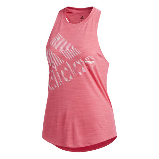 Adidas dames tanktop BOS LOGO - roze