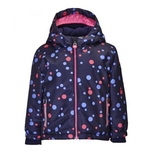 Killtec meisjes ski jas Carry Mini - Blauw