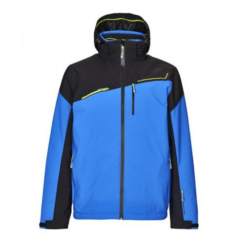 Killtec heren ski jas Den - blauw