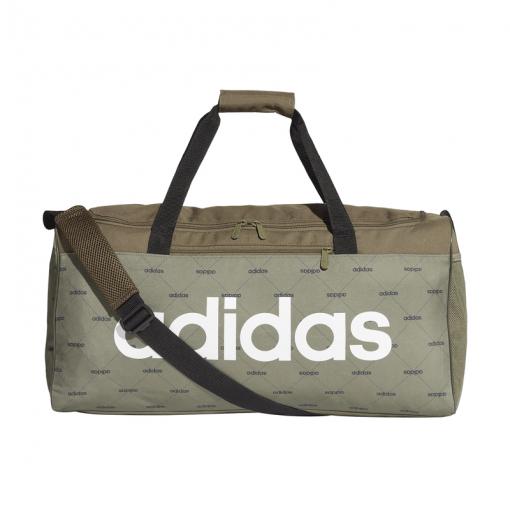 Adidas sporttas LIN DUF MG - RAWKHA/BLACK/WHIT RAWKHA/BLACK