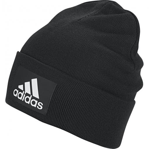Adidas muts Logo Woolie - zwart