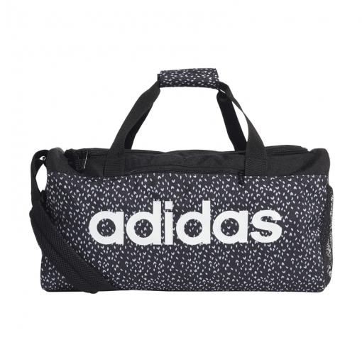 Adidas sporttas LIN DUF W SG - zwart