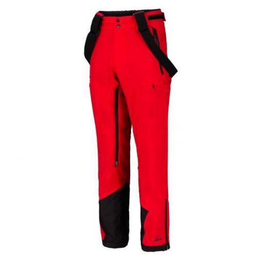 Falcon heren skibroek Hunseby - R011 Tango Red