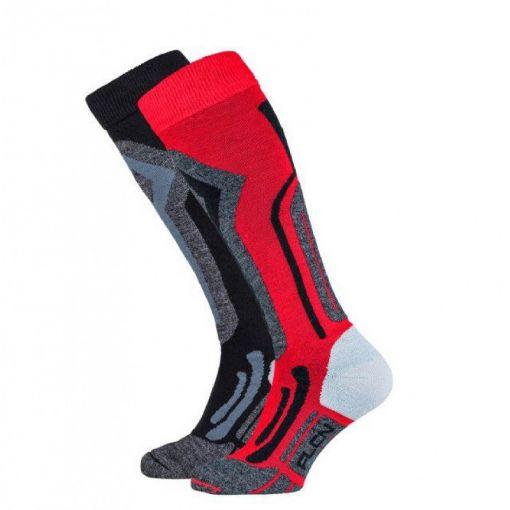 Falcon dames skisok Blunt - R011 Tango Red