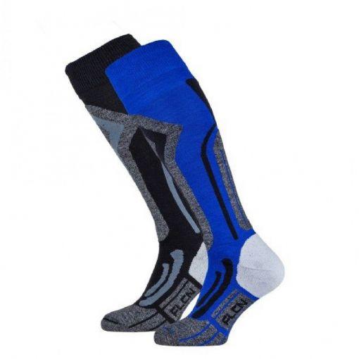 Falcon heren skisok tecnical Coolly - N099 Profond Cobalt