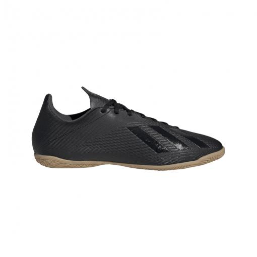 Adidas zaalvoetbalschoen X 19.4 IN - Zwart