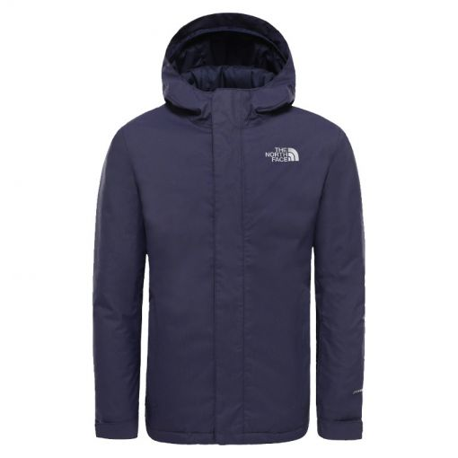 The North face junior jas Y Snow Quest Jacket - JC6 Montague Blue