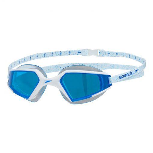 Speedo zwembril Aquapulse Max - Wit