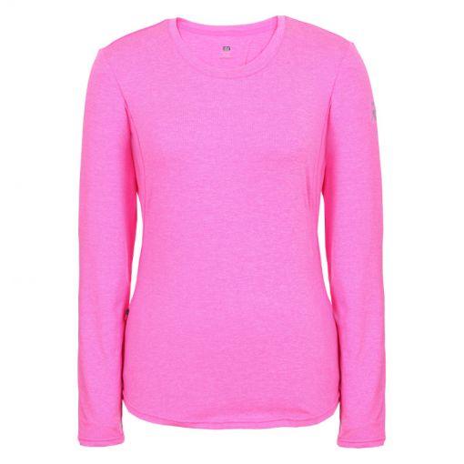 Rukka dames hardloopshirt Femi - roze