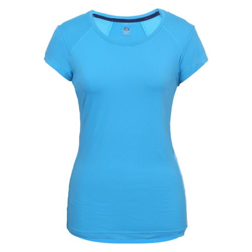 Rukka dames hardloopshirt Hilda - Licht blauw