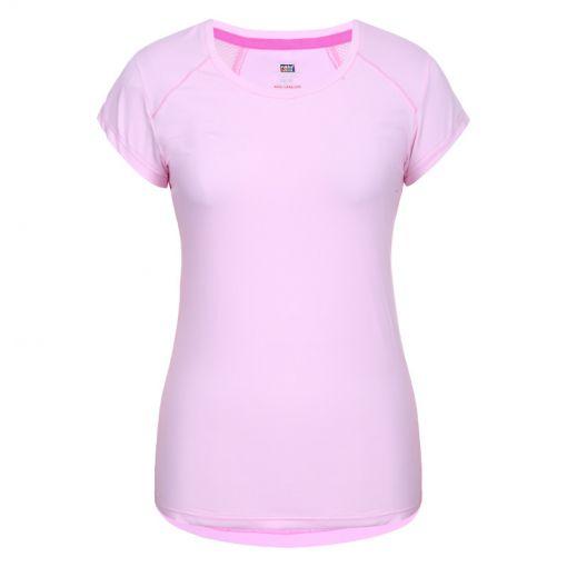 Rukka dames hardloopshirt Hilda - 613 LIGHT PINK