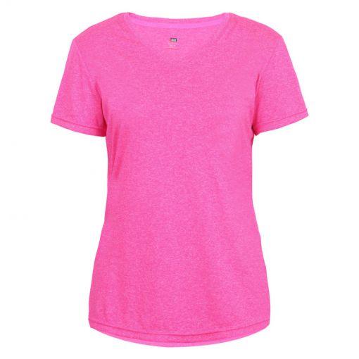 Rukka dames hardloopshirt Lexi - roze
