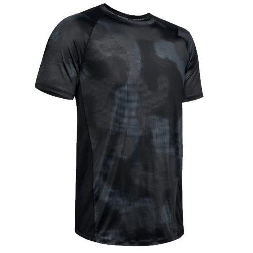 Under Armour heren t-shirt MK1 SS Printed - Zwart