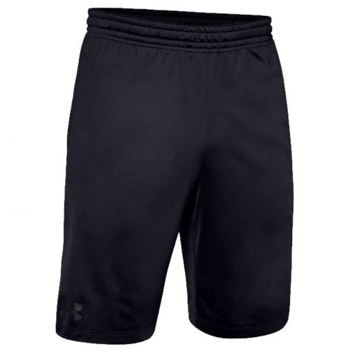 Under Armour heren short MK1 Wordmark - Zwart