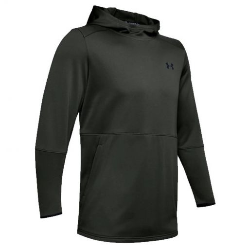 Under Armour heren trui Mk1 Warmup PO Hood - 310 Baroque Green