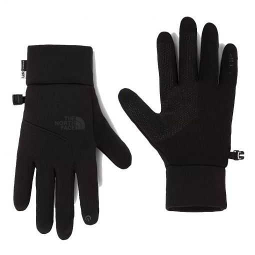 The North face handschoen Etip Glove - Zwart