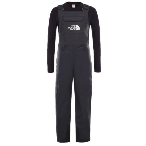 The North face junior ski overal Freedom Bib - Jk3 Tnfblack