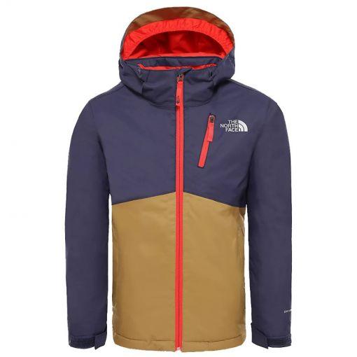 The North face junior ski jas Snowdrift Ins Jkt - D9V Britisch