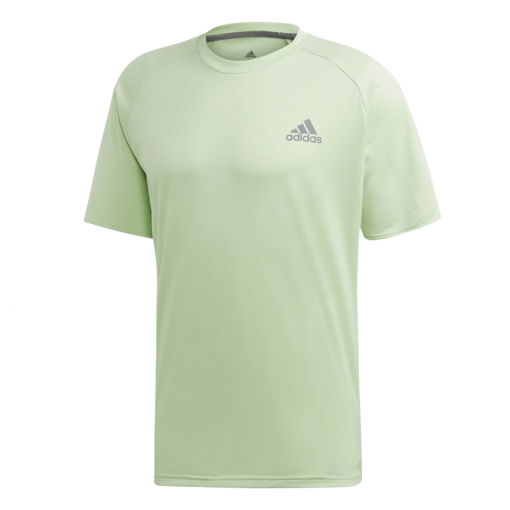 Adidas heren shirt Club C/B Tee - Groen