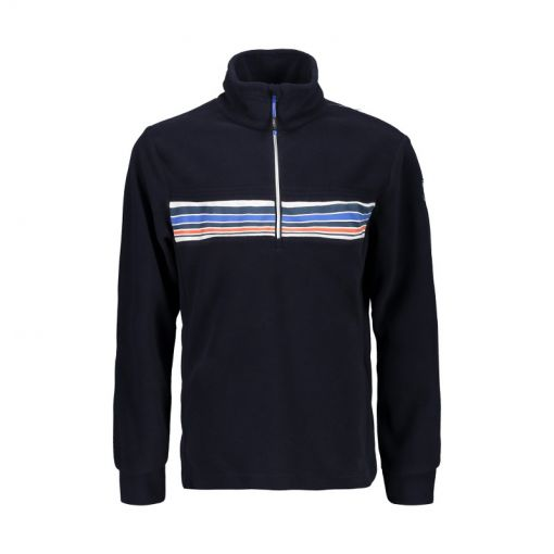 CMP jongesn ski pully Sweat - N950 Blu Scuro
