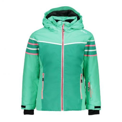 CMP meisjes ski jas  - E713 Mint