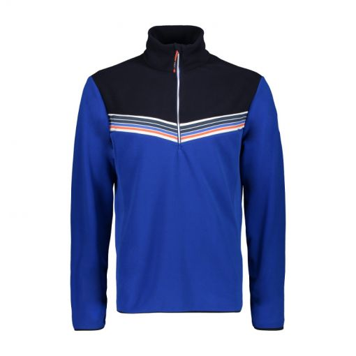 CMP heren ski pully Man Sweat - Blauw