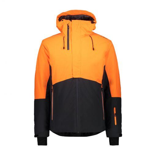 CMP heren ski jas Mid Fix - U423 Anthracite
