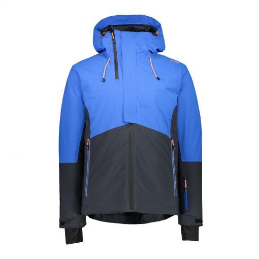 CMP heren ski jas Mid Fix - N951 Blue Royal