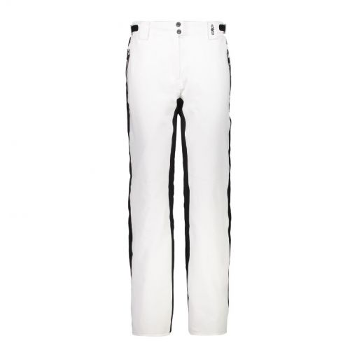CMP dames skibroek Woman Pant - Wit