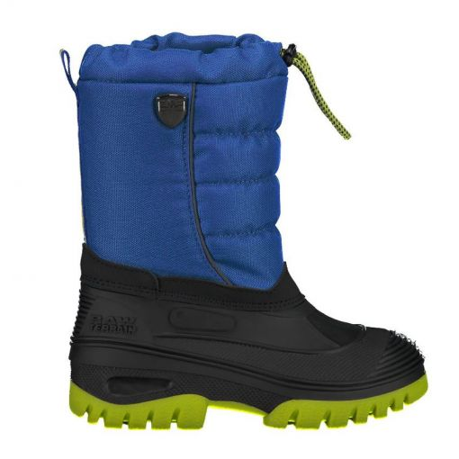 Kids Hanki Snow Boots - 16LD River Lime Green