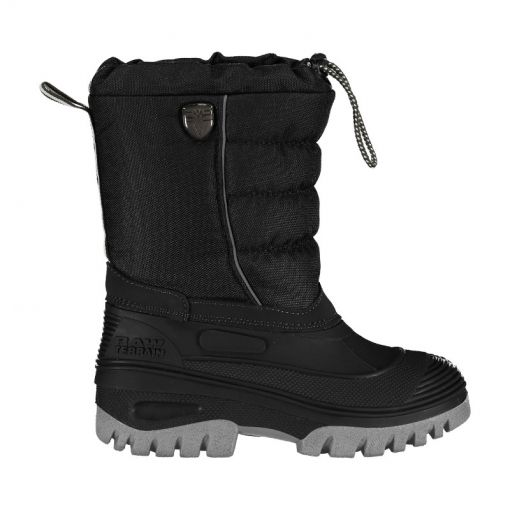 CMP junior snowboots Hanki - 73UC Nero Grey