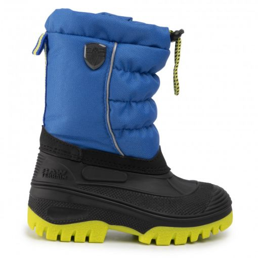 CMP junior snowboots Hanki - 16LD River Lime Green
