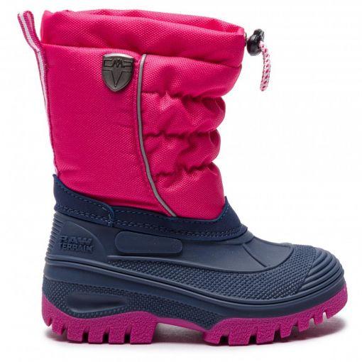 CMP junior snowboots Hanki - rood