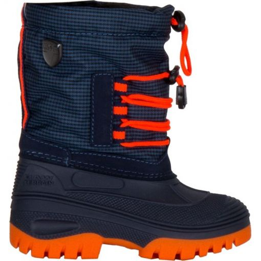 Kids Ahto Wp Snow Boots - 18ND Blue/Orange