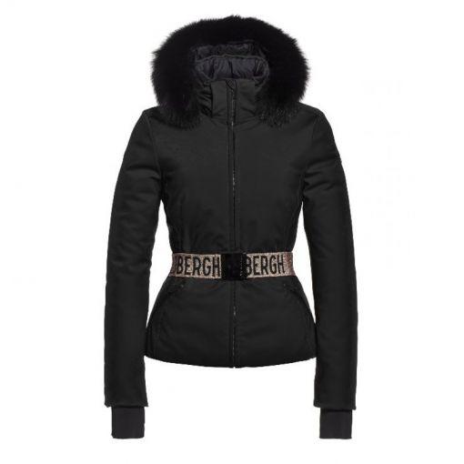 Goldbergh dames ski jas Hida (+ extra riem) - Zwart