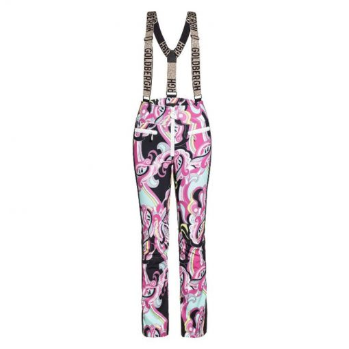Goldbergh dames skibroek Funky - Roze
