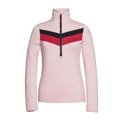 Goldbergh dames ski pully Aris - 441 Powder Pink