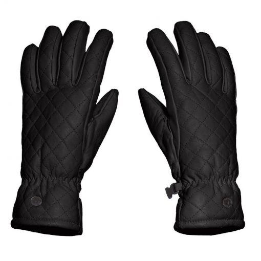 Goldbergh dames handschoen Nishi - Zwart