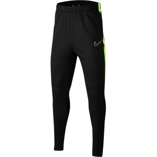 Nike junior trainingsbroek Therma ACD Pant KPZ WW - 013 Black/Volt
