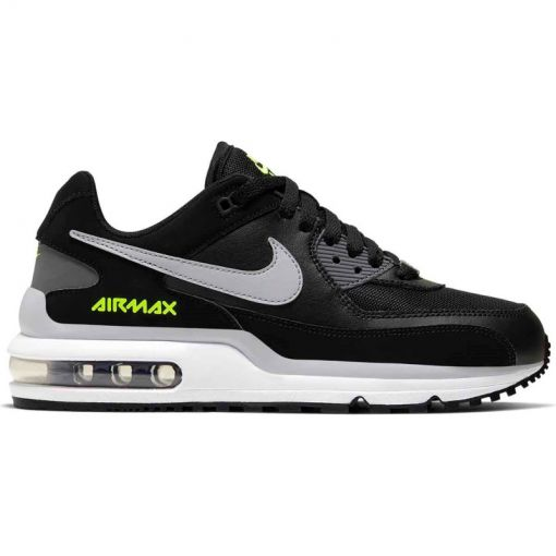 AIR MAX WRIGHT BG,BLACK/WOLF GREY-V - 001 BLACK/WOLF GREY-VOLT
