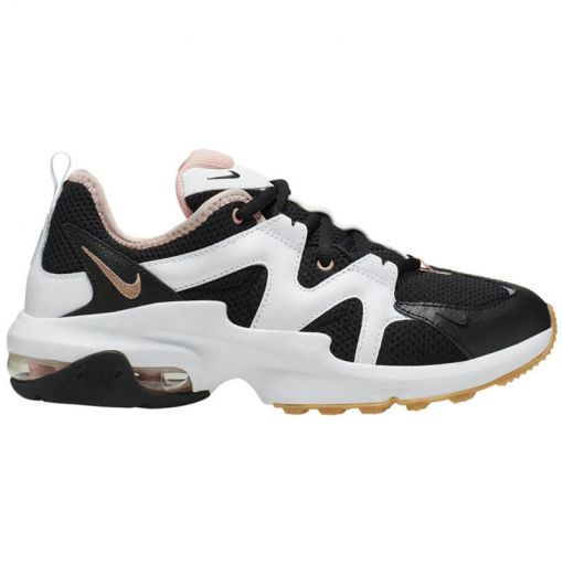 WMNS NIKE AIR MAX GRAVITON,BLACK/MT - 004 BLACK/MTLC RED BRONZE-CORA