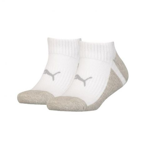 PUMA SNEAKER MULTI-SPORT 2P KIDS - 062 white / grey