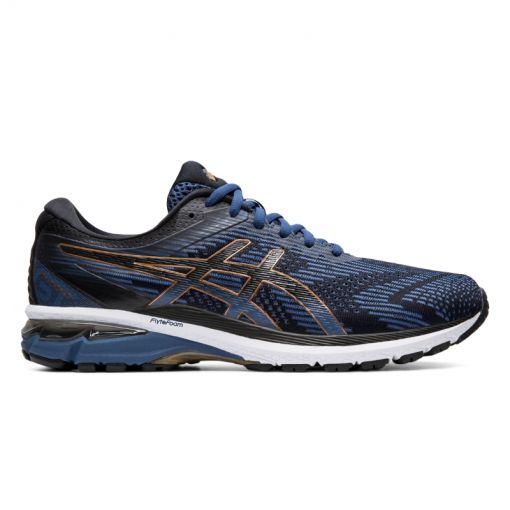 Asics heren hardloopschoen GT-2000 8 - 400 GRAND SHARK/BLACK