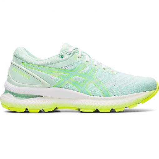 GEL-NIMBUS 22 - 300 MINT TINT/SAFETY YELLOW